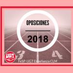 UGT informa [actualizado]: OPOSICIONES 2018. NOVEDADES.