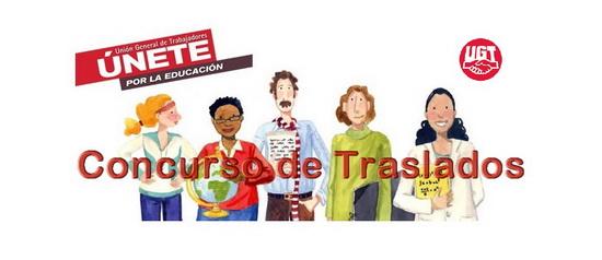 CONCURSO DE TRASLADOS – Información a nivel estatal. Listados de adjudicaciones provisionales estatales. Consulta personalizada por DNI.