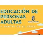 Admisión y Matrícula Educación para Personas Adultas (EPA). Plazo ordinario del 1 al 17 de julio.