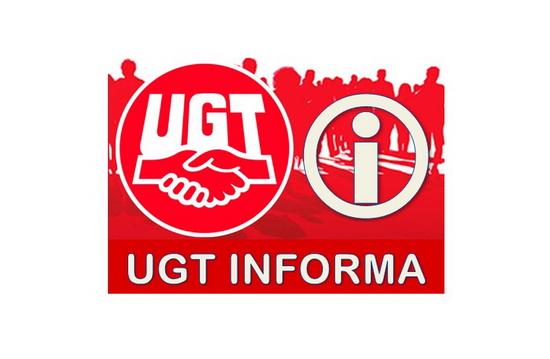 """Resultado de imagen de ugt informa a tus preguntas"""""""