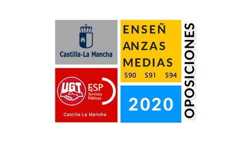 Situación oposiciones 2020 de Enseñanzas Medias a 30/03/2020