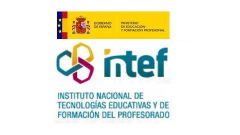 INTEF – Ministerio de Educación – Cursos tutorizados en línea. Gratuitos. Abierto plazo de inscripción del 1 al 20 de junio.