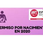 Permiso por nacimiento en 2020