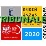 #UGToposicionesEEMMclm2020 – Exención a la obligación de formar parte de los tribunales de oposición Castilla-La Mancha 2020. Abstención. Recusación.