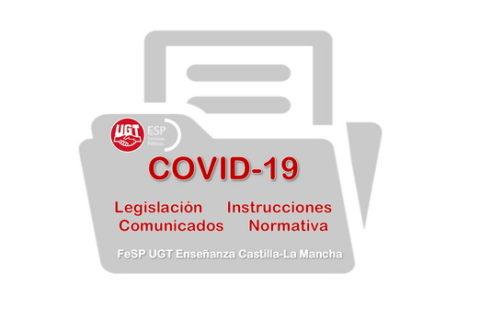 UGT INFORMA: Modelo de certificado para la movilidad del personal de los Centros Docentes de Castilla-La Mancha