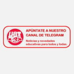 ÚNETE A NUESTRO CANAL DE TELEGRAM – Novedades sobre Educación Pública en Castilla-La Mancha.  Bolsas de trabajo, oposiciones, legislación, permisos, traslados, comisiones, retribuciones, jubilaciones, acción sindical, etc.