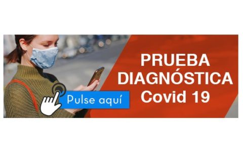 PRUEBA DIAGNÓSTICA COVID-19  –   Novedades sobre la cita para la prueba diagnóstica para docentes y personal no docente de centros educativos