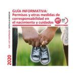 Guía informativa: Permiso por nacimiento y cuidados (maternidad, paternidad, lactancia). Trámites. Medidas de conciliación.