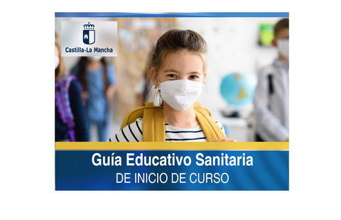 Guía Educativo Sanitaria para el curso 2021/2022
