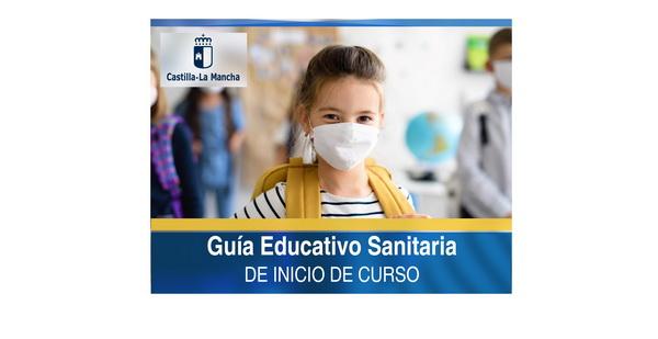 FESP UGT Enseñanza CLM INFORMA: Guía educativo sanitaria de inicio de curso 2020/2021