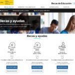 Becas y ayudas Ministerio de Educación – Abierto el plazo de solicitud becas (Bachillerato, FP, Grado, Master, etc.) y ayudas (Discapacidad, TEA, TGC, AACC)