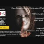 Festival de Teatro Clásico de Almagro – UGT organiza el curso «Romper el silencio. Dramaturgas del Siglo de Oro». Del 18 al 20 de julio. Abierta preinscripción.