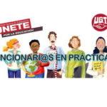 FUNCIONARI@S EN PRÁCTICAS – Publicado en DOCM nombramiento funcionari@s en prácticas (EEMM 2021)