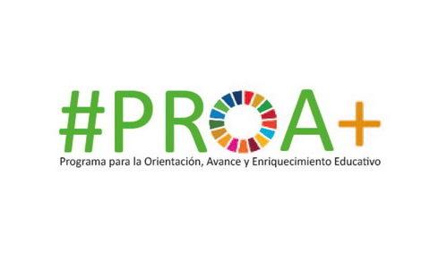 |   PROA+  |  Organización, implantación y desarrollo del programa PROA+ CLM. Listado de centros educativos propuestos.